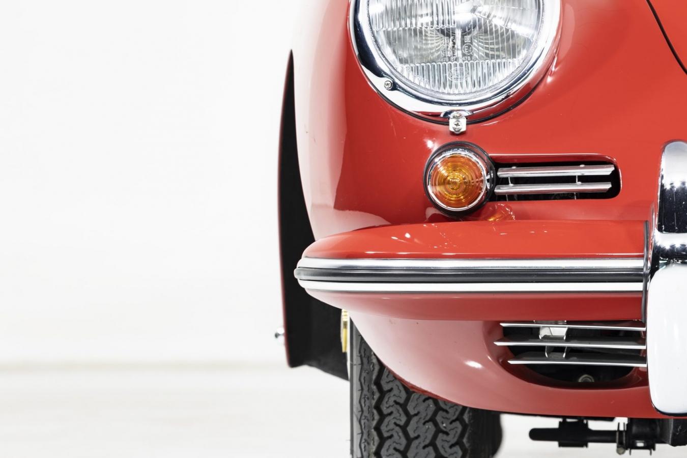 Porsche 356C Coupe 1