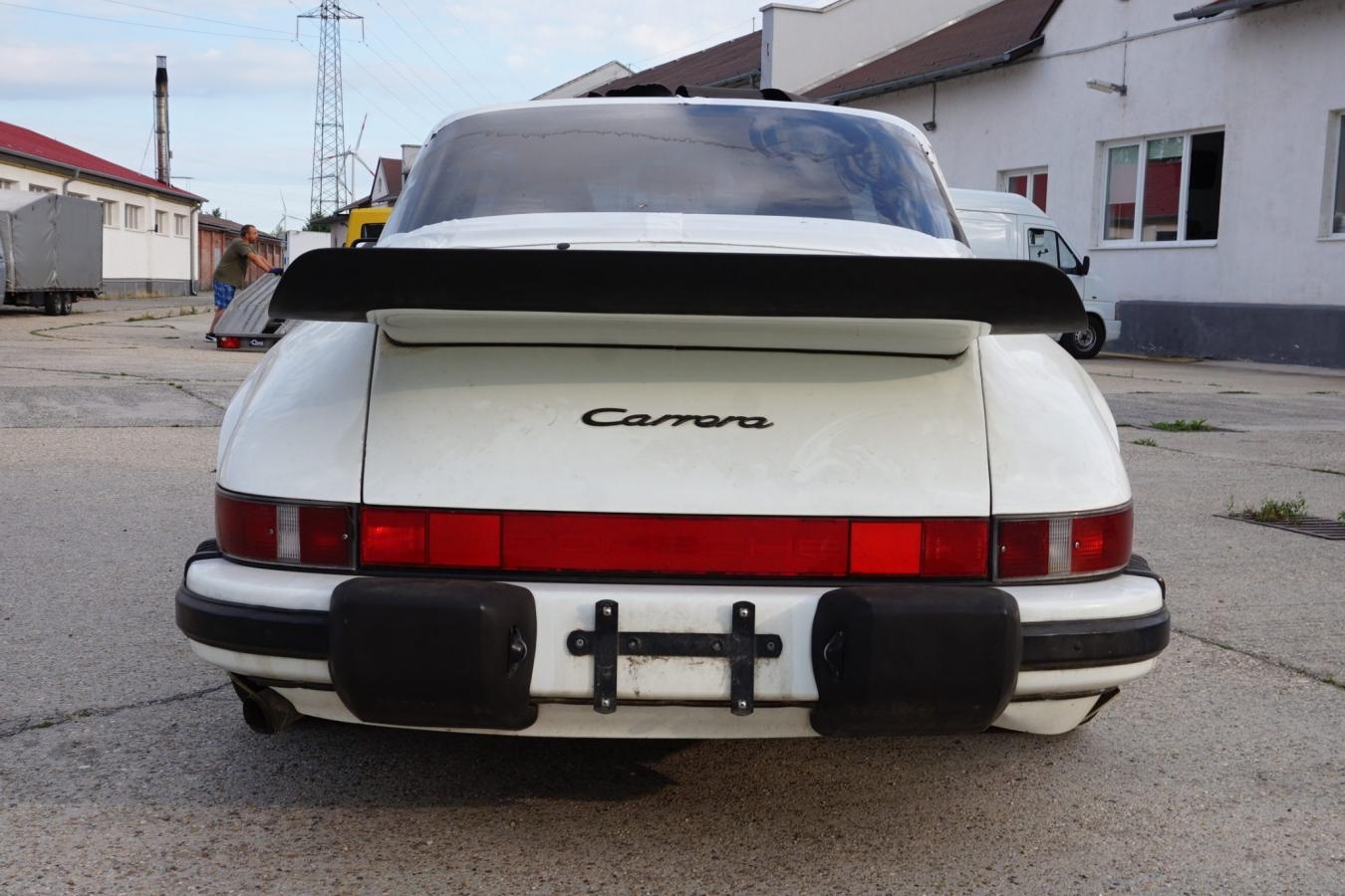 Porsche 911 Carrera Targa