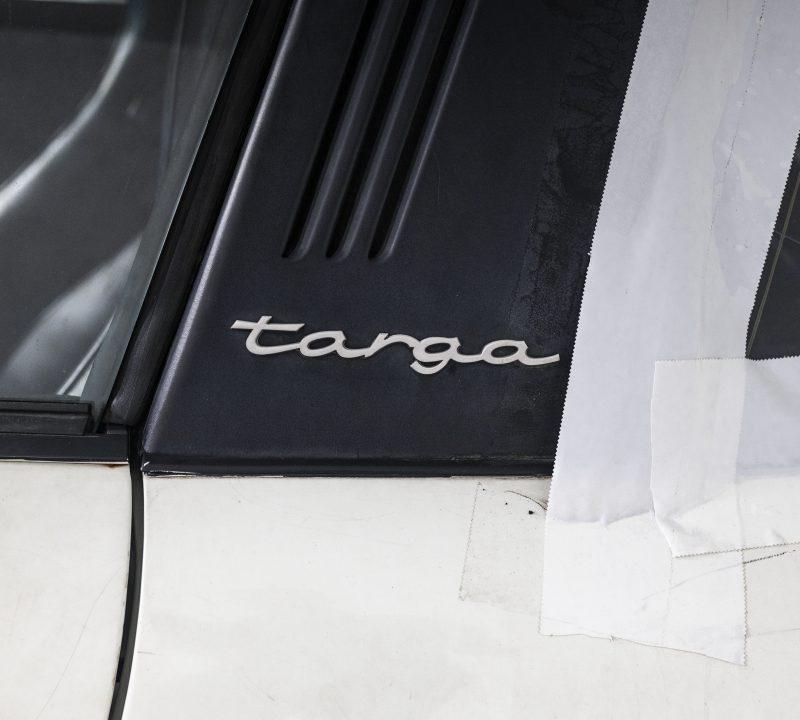 Porsche 911 Carrera Targa 25