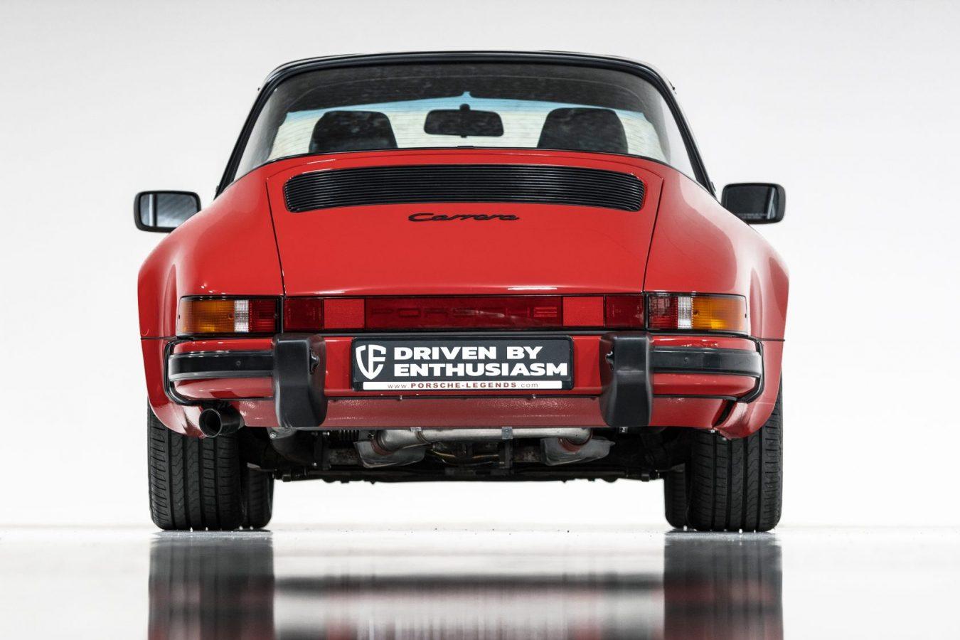 Porsche 911 Targa 1988 2