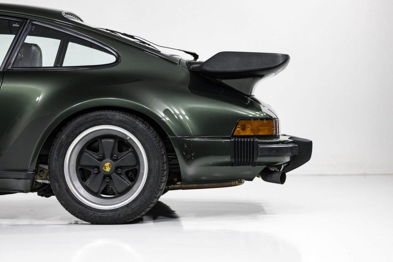 Porsche 911 Turbo Coupé 5