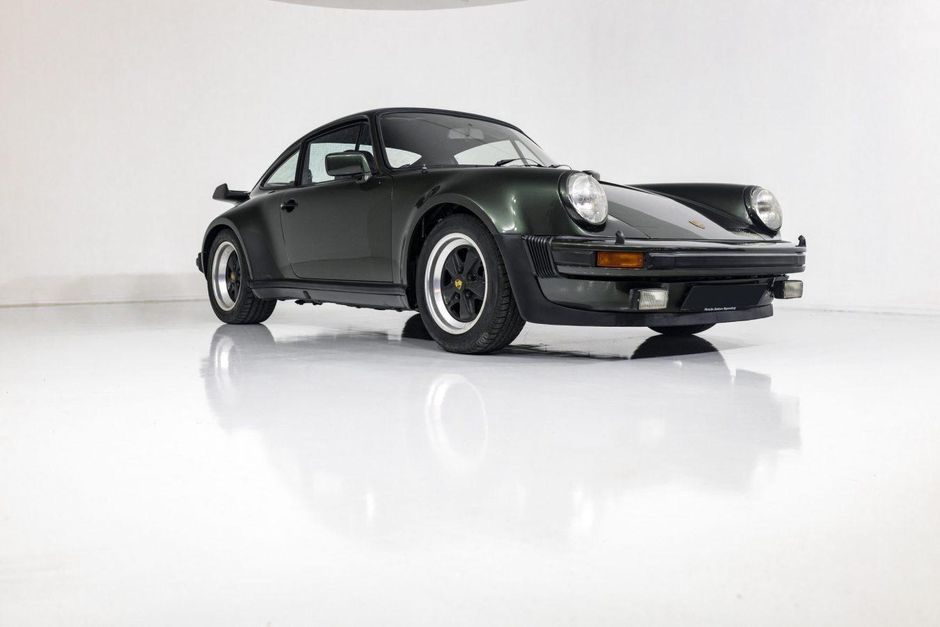 Porsche 911 Turbo Coupé 20