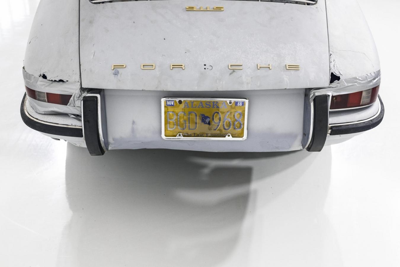 Porsche 911S Coupé 45
