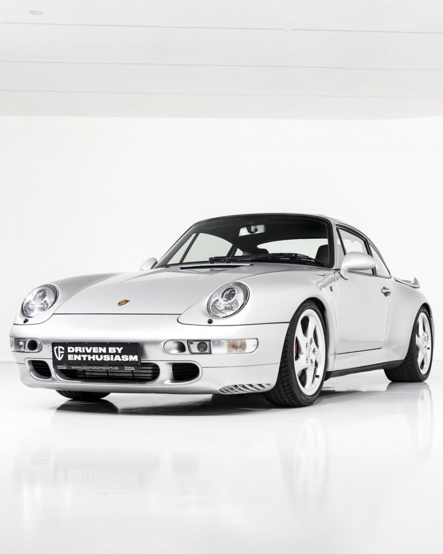 Porsche 993 Turbo 6