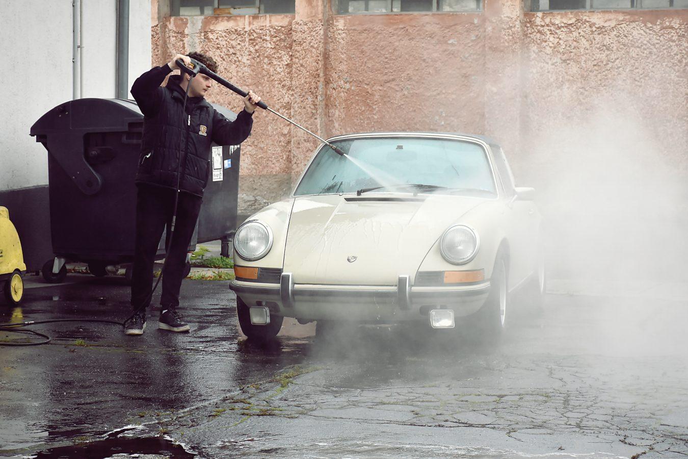 Originaler Porsche 911E Targa 6