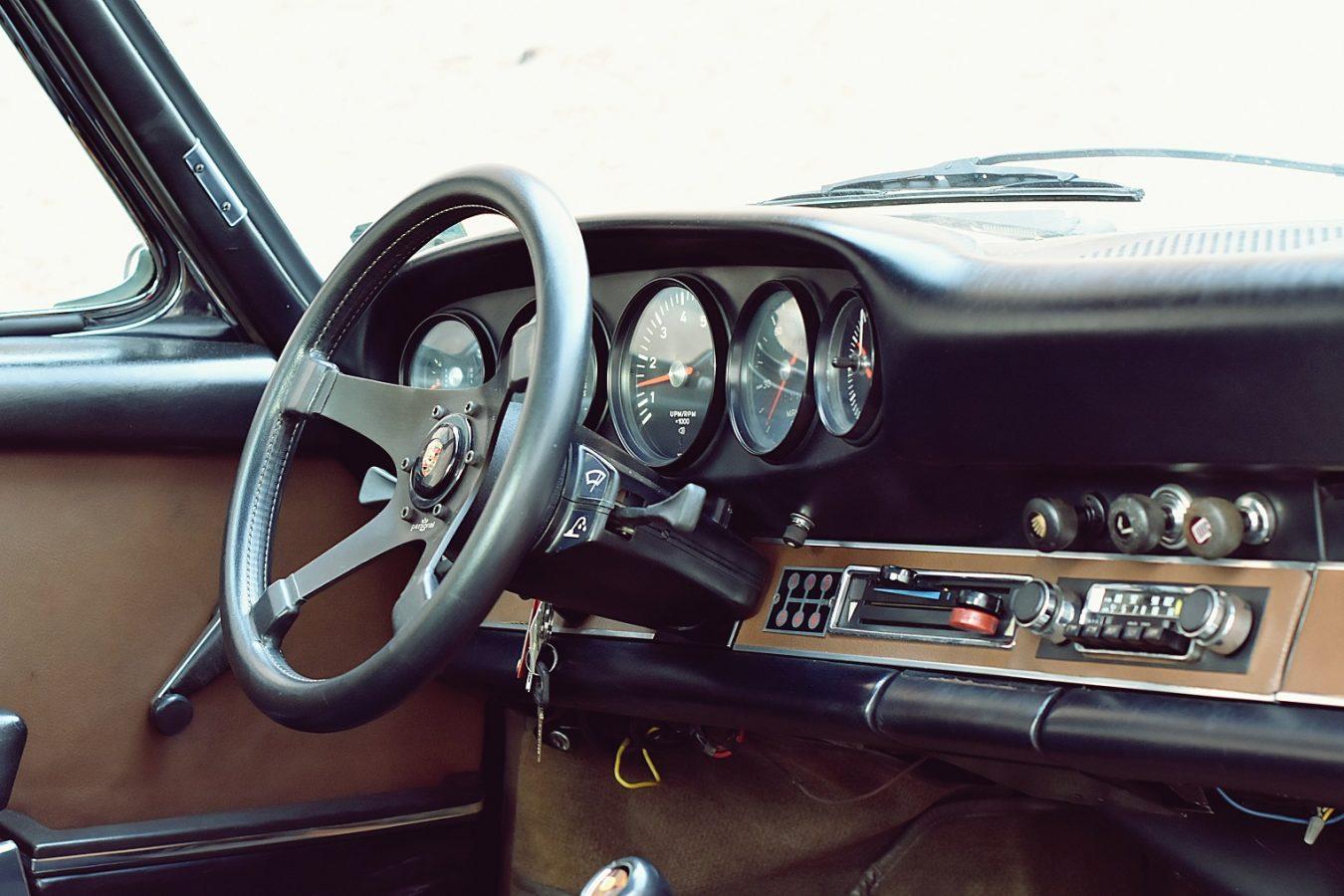 Originaler Porsche 911E Targa 12