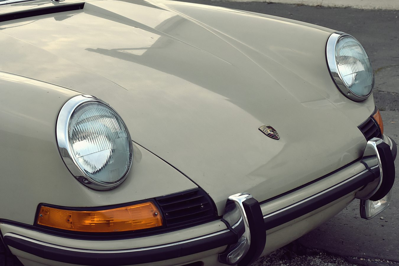 Originaler Porsche 911E Targa 1