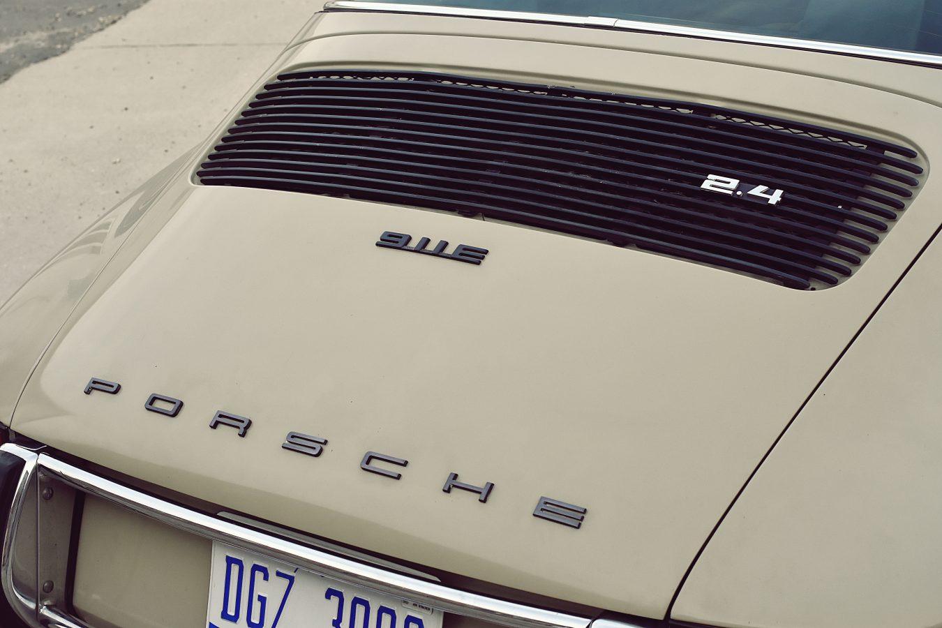 Originaler Porsche 911E Targa 2