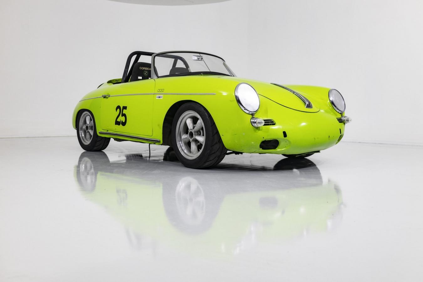 Porsche 356B T5 Roadster 14