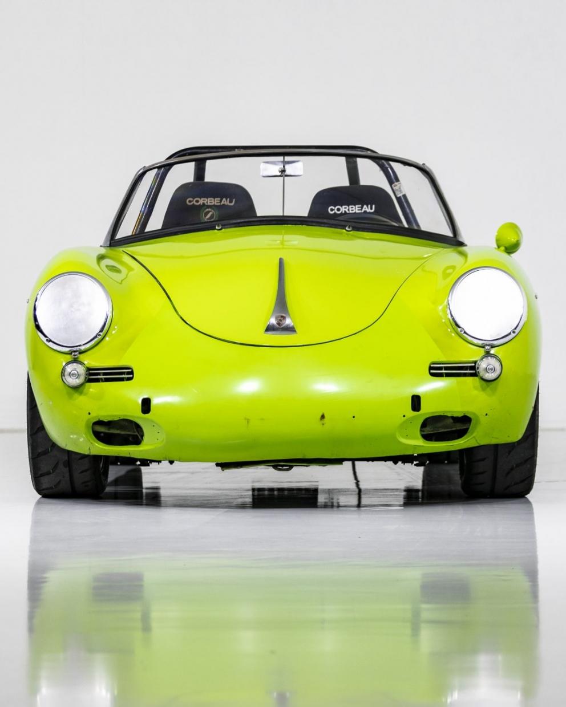 Porsche 356B T5 Roadster 21