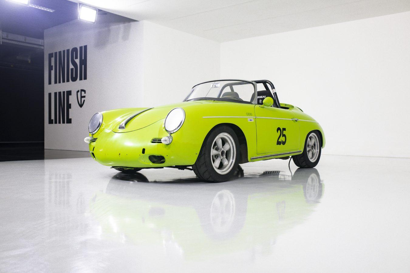 Porsche 356B T5 Roadster 22