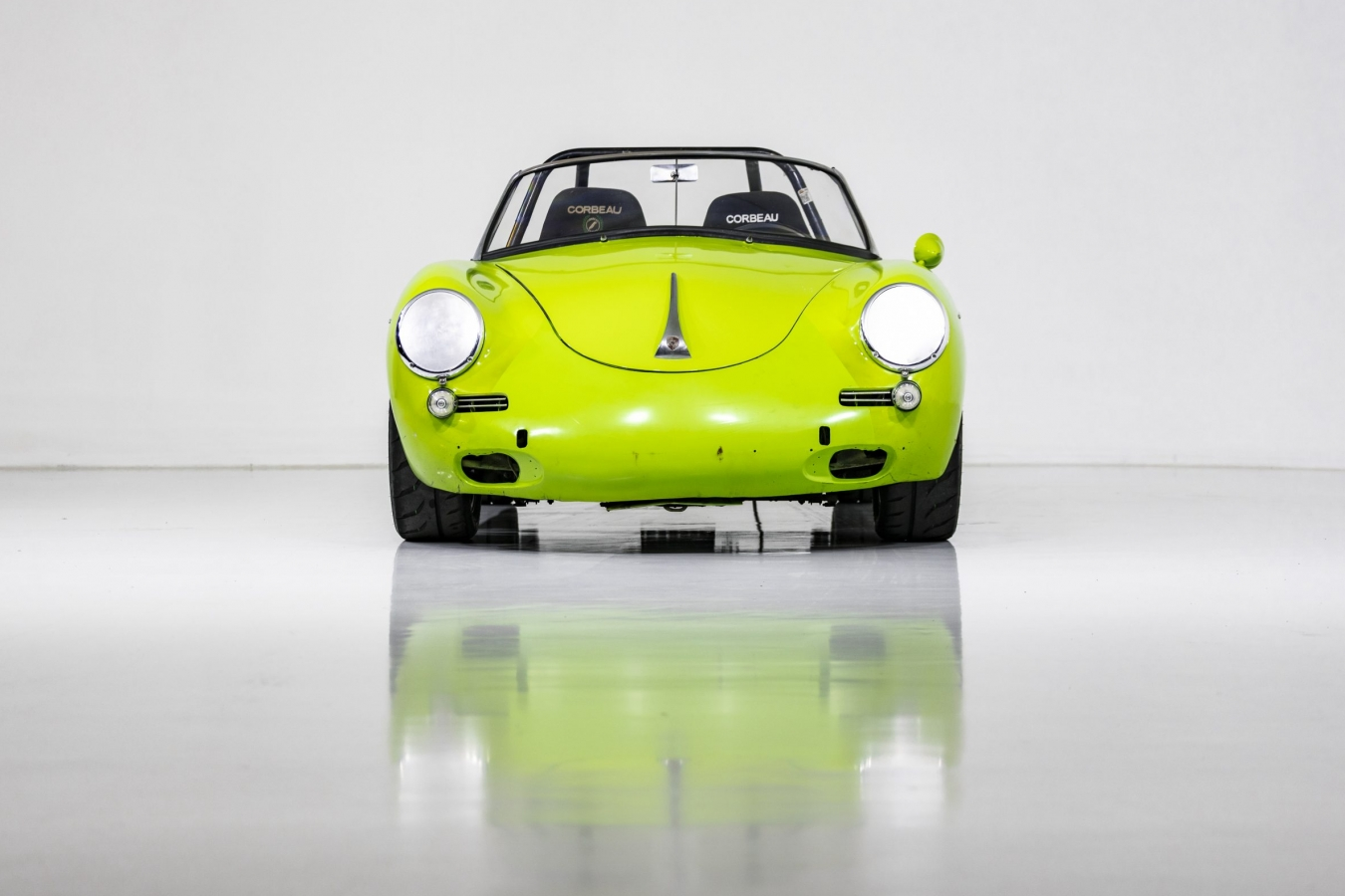 Porsche 356B T5 Roadster 9