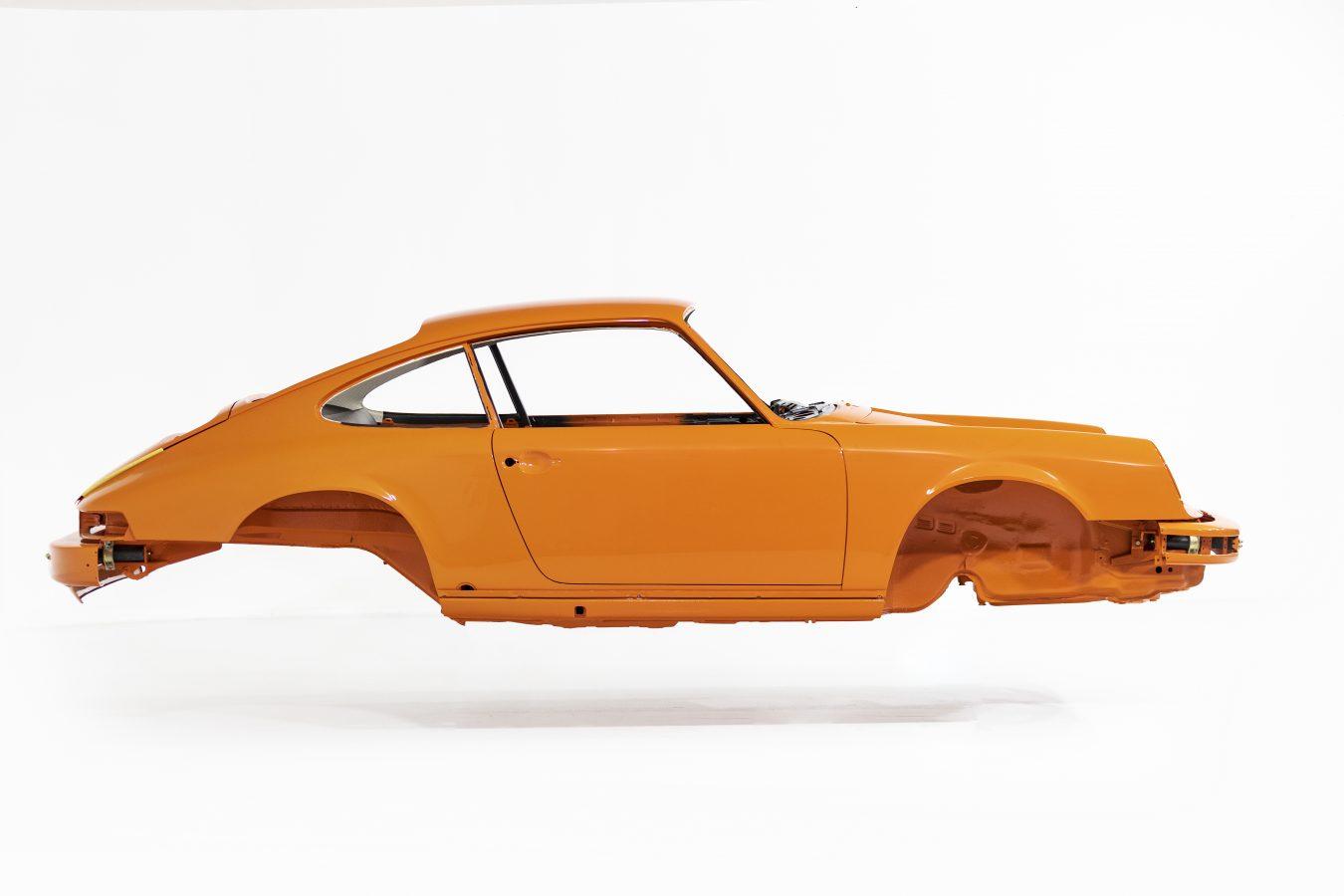 Porsche 911 Coupé Karosserie 2