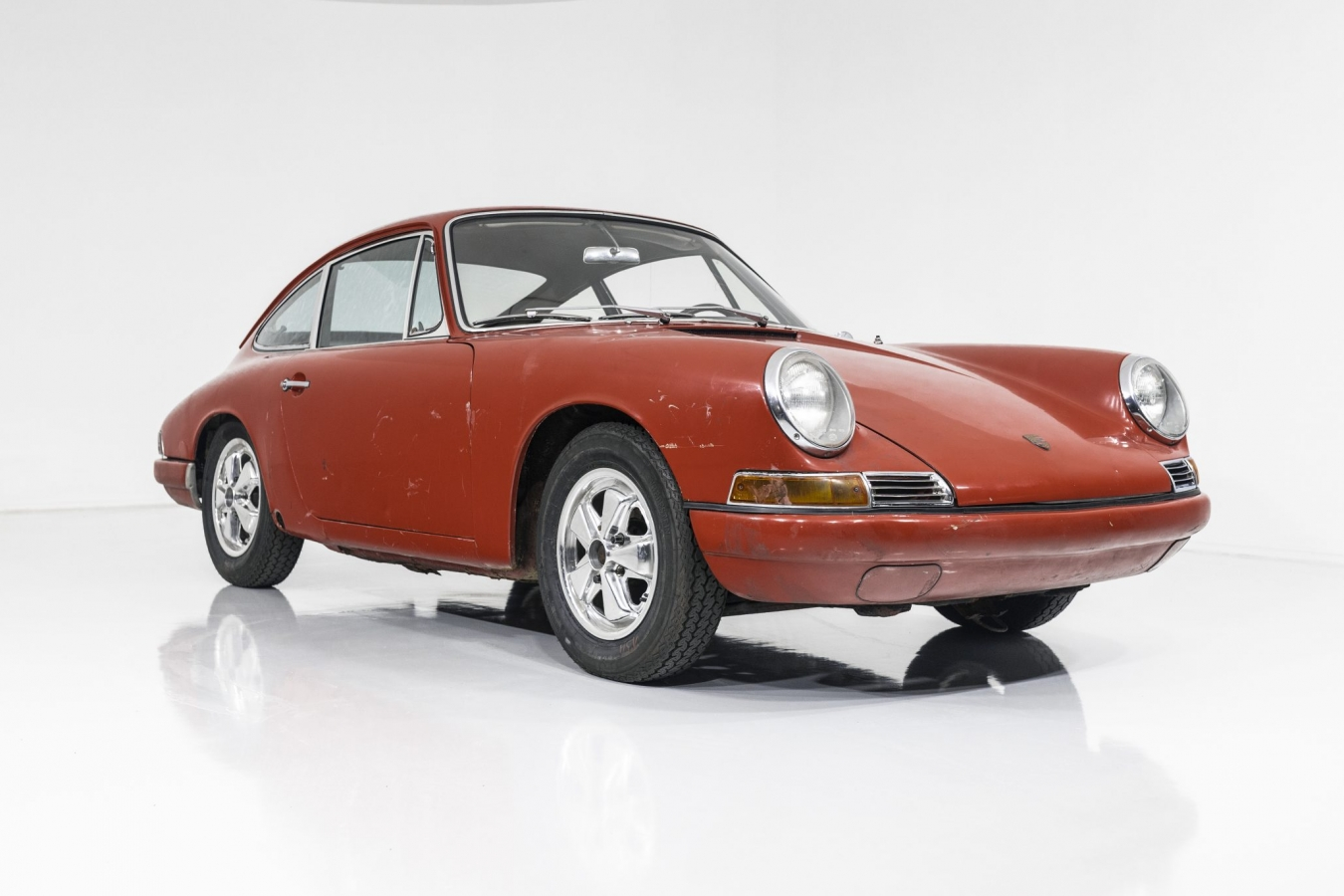 Porsche 911 Patina Coupé