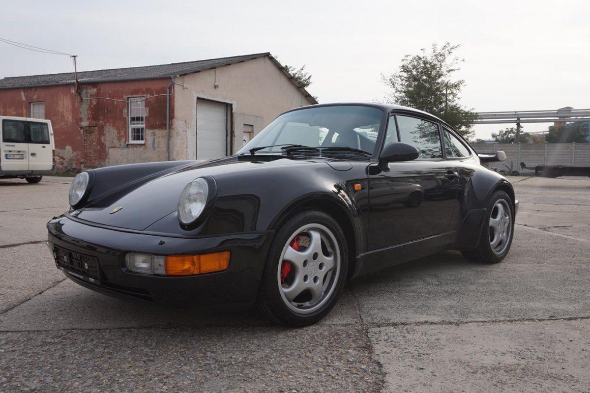 Porsche 911 Turbo 42