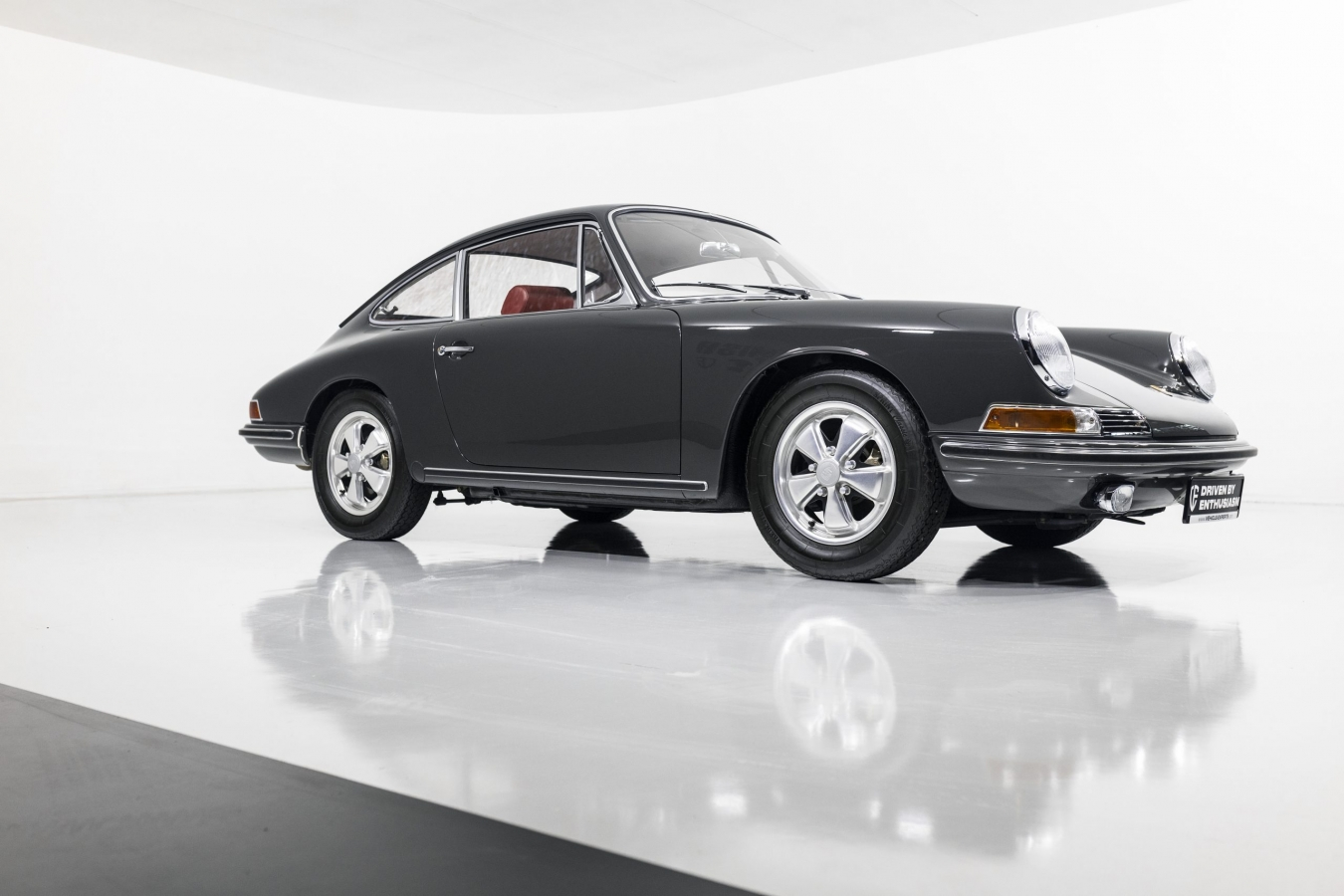 Porsche 911S Coupé 20