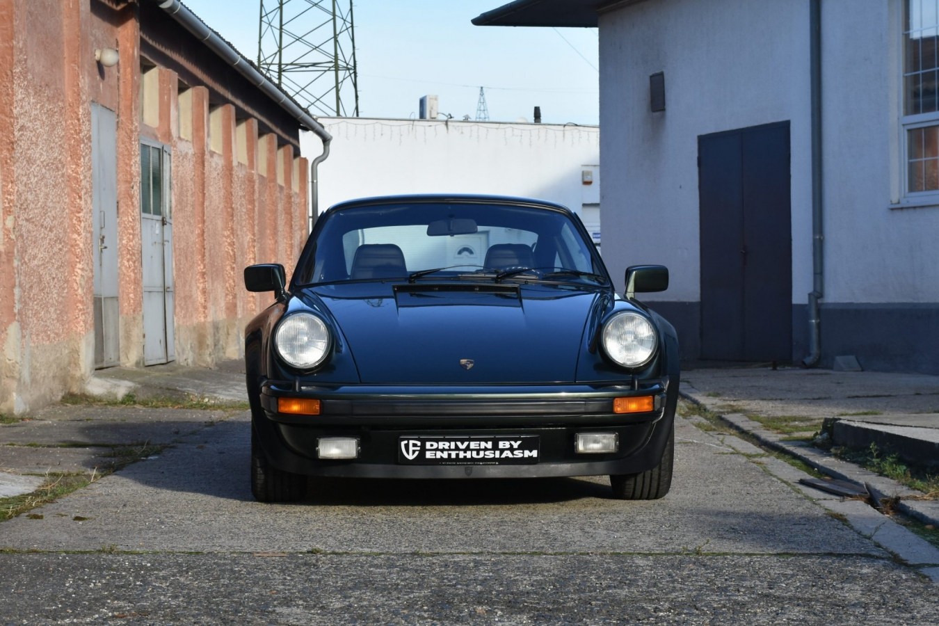 Porsche 930 Turbo 18