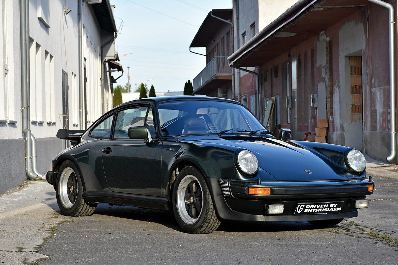 Porsche 930 Turbo 22
