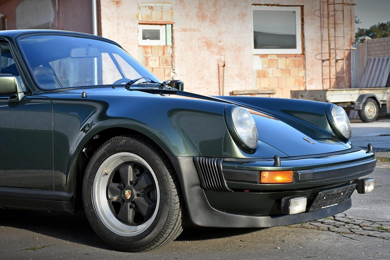 Porsche 930 Turbo 6