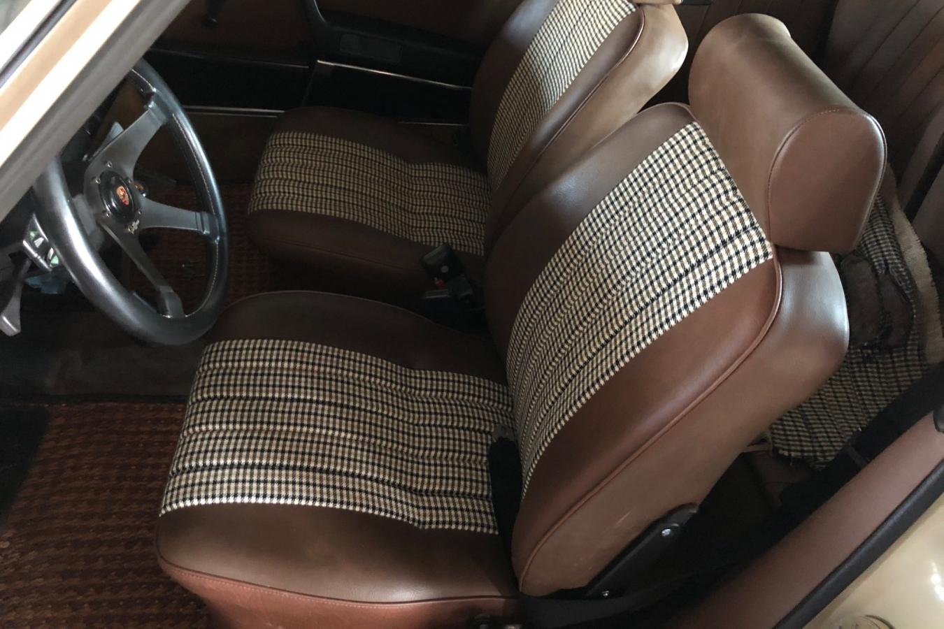 Originaler Porsche 911E Targa 14