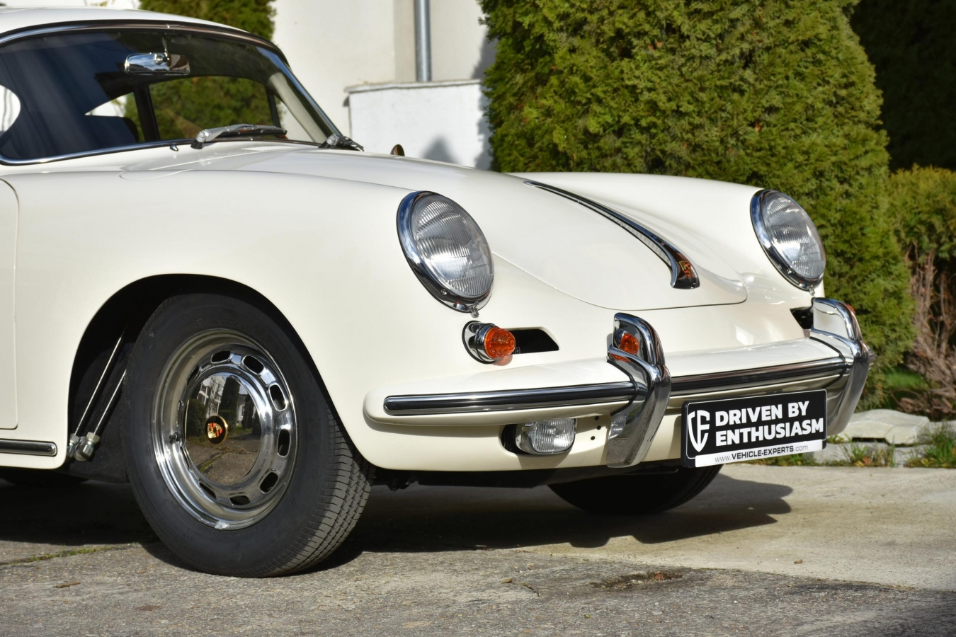 Porsche 356 C 2000 GS Carrera 2 Coupè 13