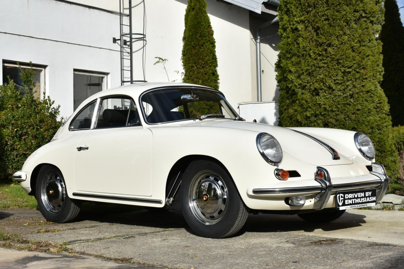 Porsche 356 C 2000 GS Carrera 2 Coupè 14