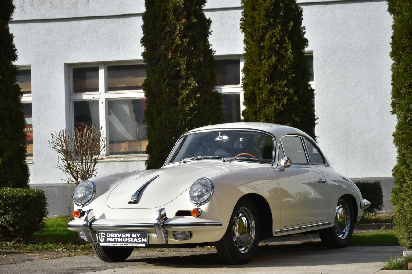 Porsche 356 C 2000 GS Carrera 2 Coupè 17