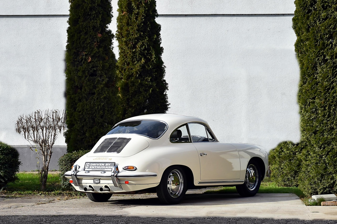 Porsche 356 C 2000 GS Carrera 2 Coupè 1