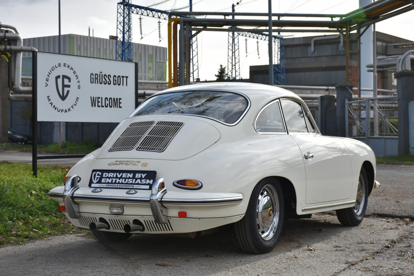 Porsche 356 C 2000 GS Carrera 2 Coupè 22