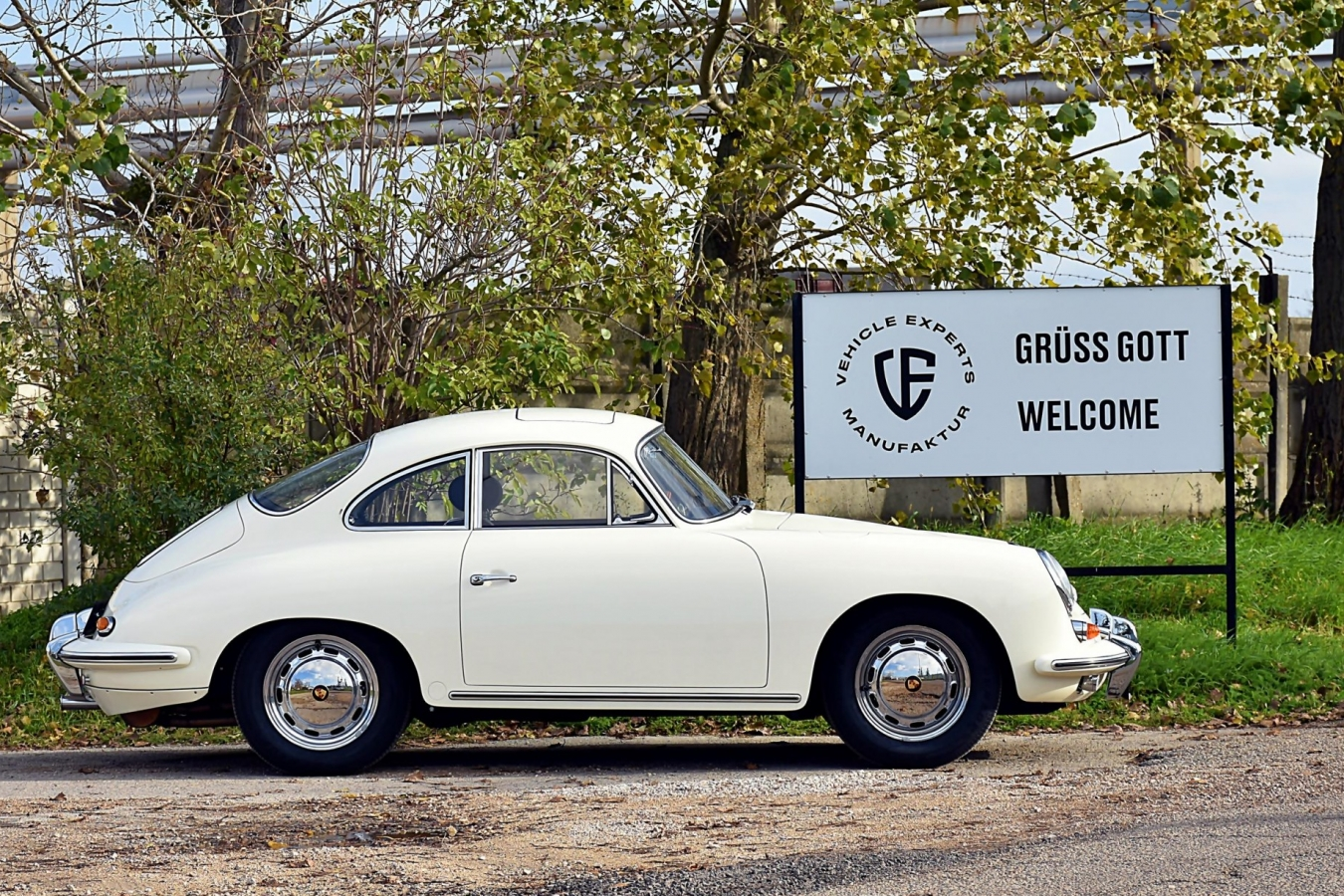 Porsche 356 C 2000 GS Carrera 2 Coupè 24