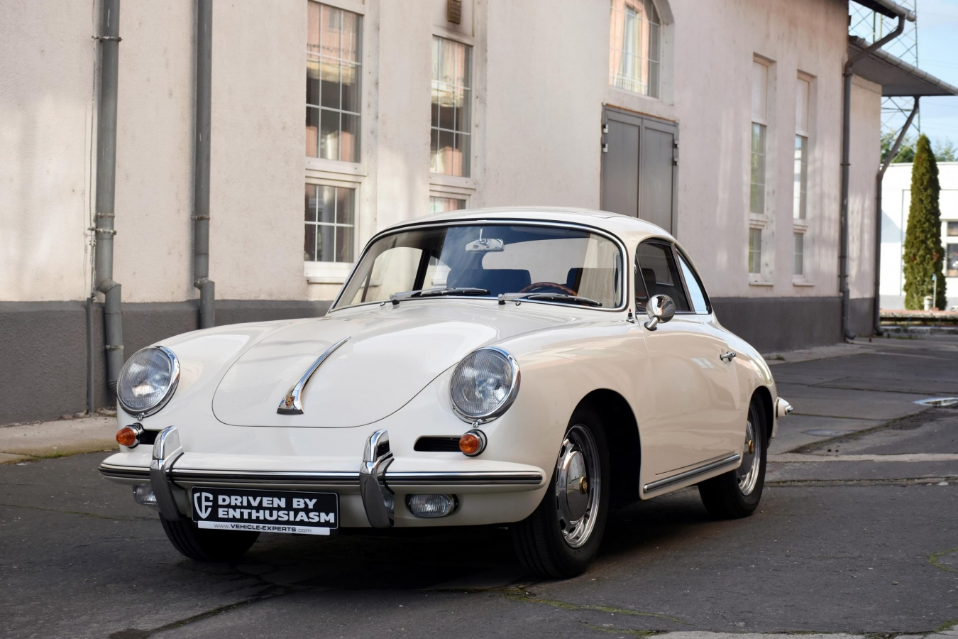 Porsche 356 C 2000 GS Carrera 2 Coupè 2