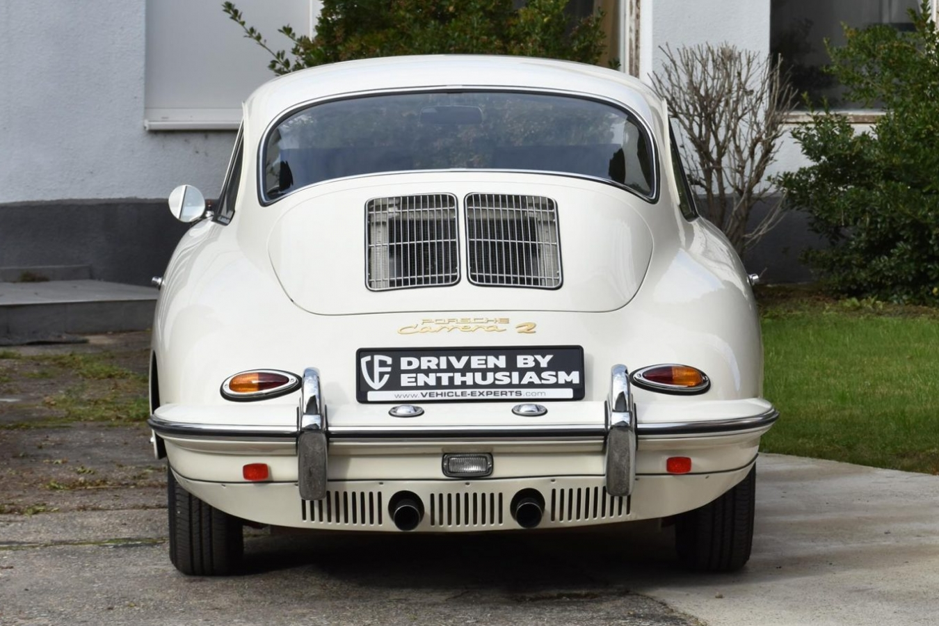 Porsche 356 C 2000 GS Carrera 2 Coupè 38