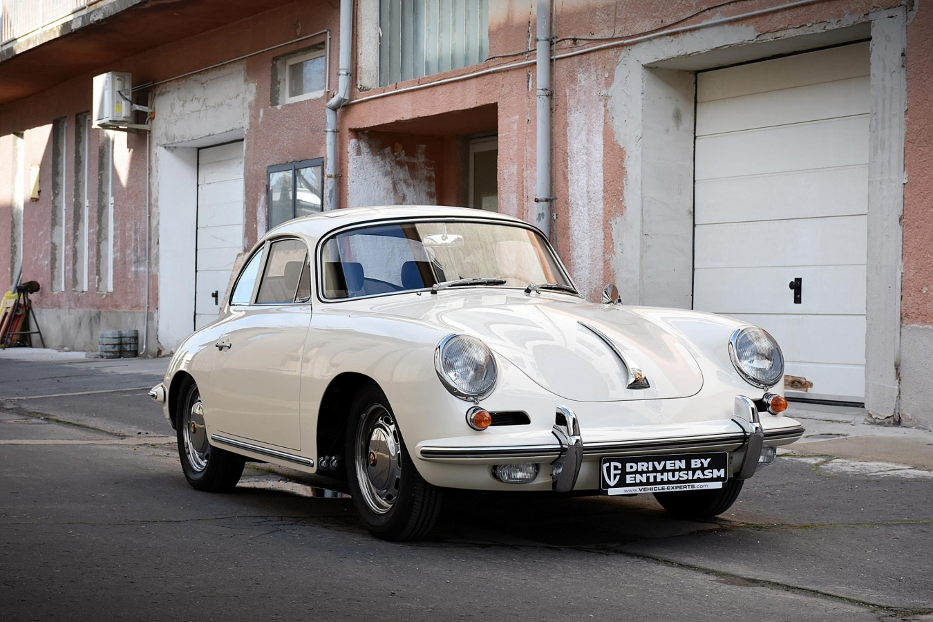 Porsche 356 C 2000 GS Carrera 2 Coupè 3