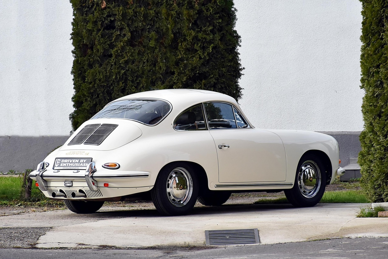 Porsche 356 C 2000 GS Carrera 2 Coupè 41