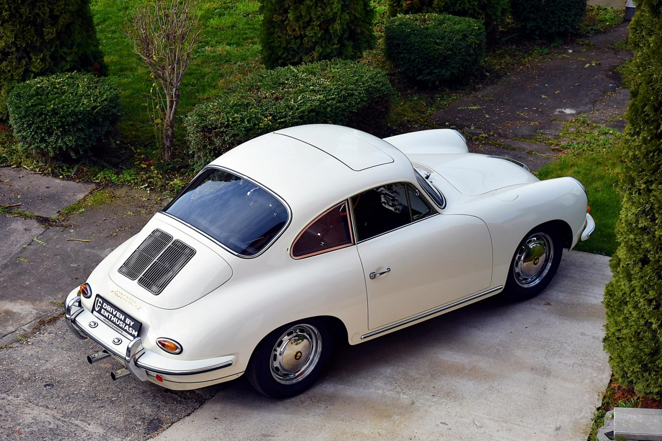 Porsche 356 C 2000 GS Carrera 2 Coupè 44