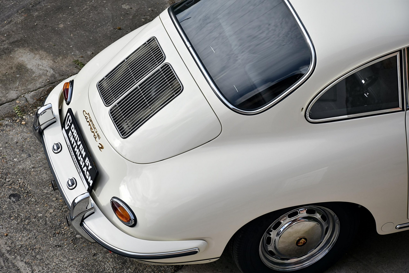 Porsche 356 C 2000 GS Carrera 2 Coupè 46