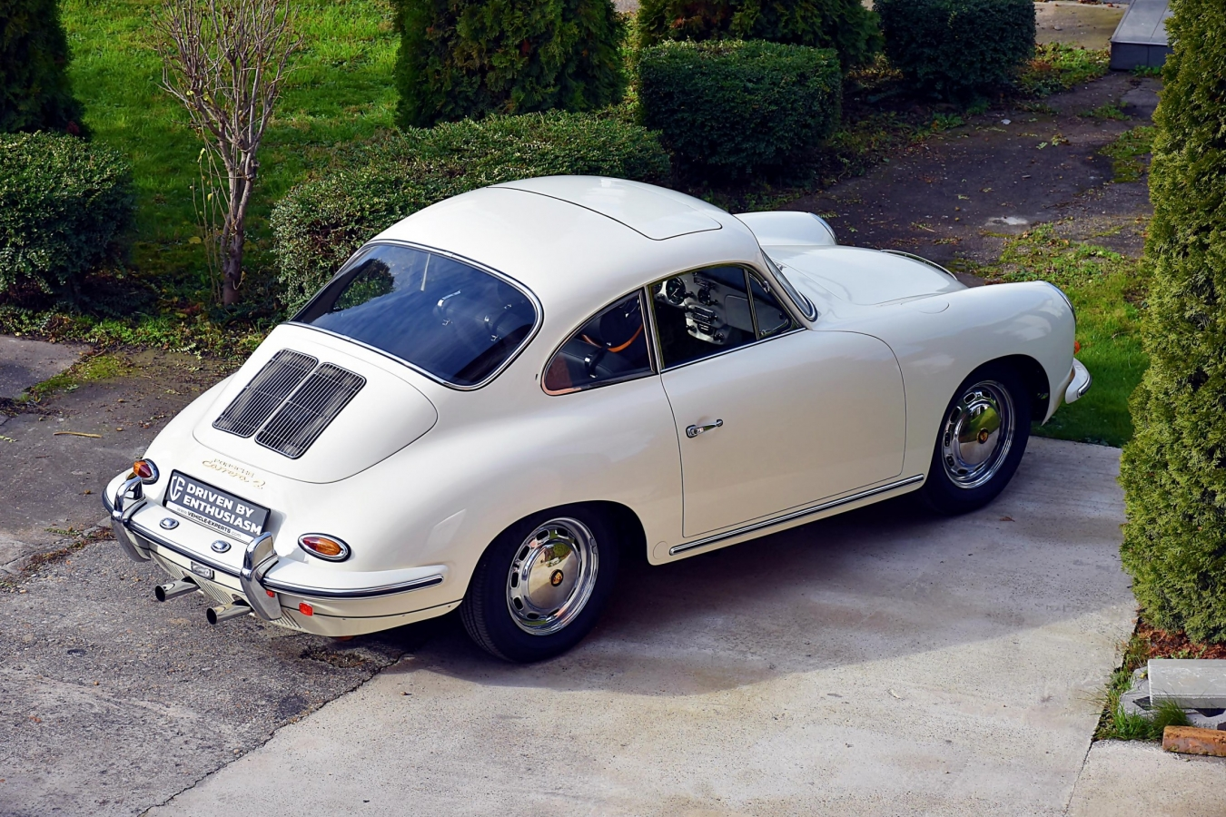 Porsche 356 C 2000 GS Carrera 2 Coupè 47