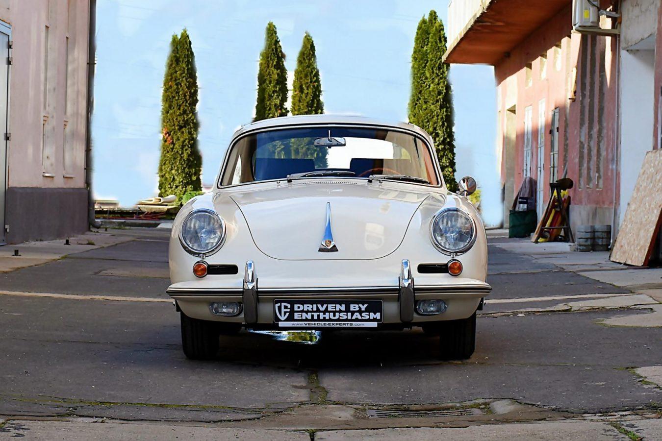 Porsche 356 C 2000 GS Carrera 2 Coupè 48