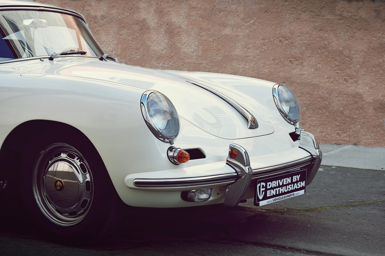 Porsche 356 C 2000 GS Carrera 2 Coupè 4