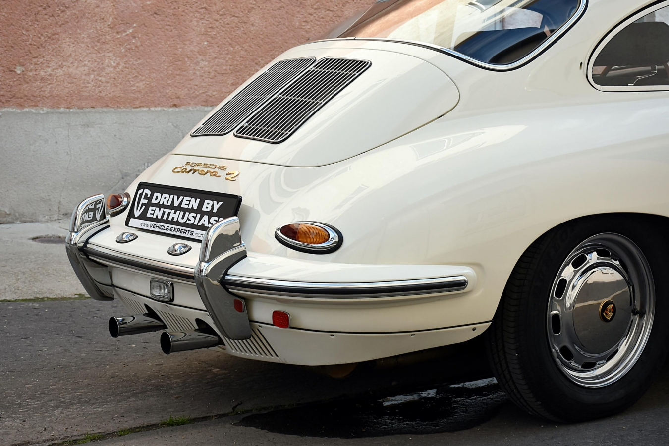 Porsche 356 C 2000 GS Carrera 2 Coupè 5