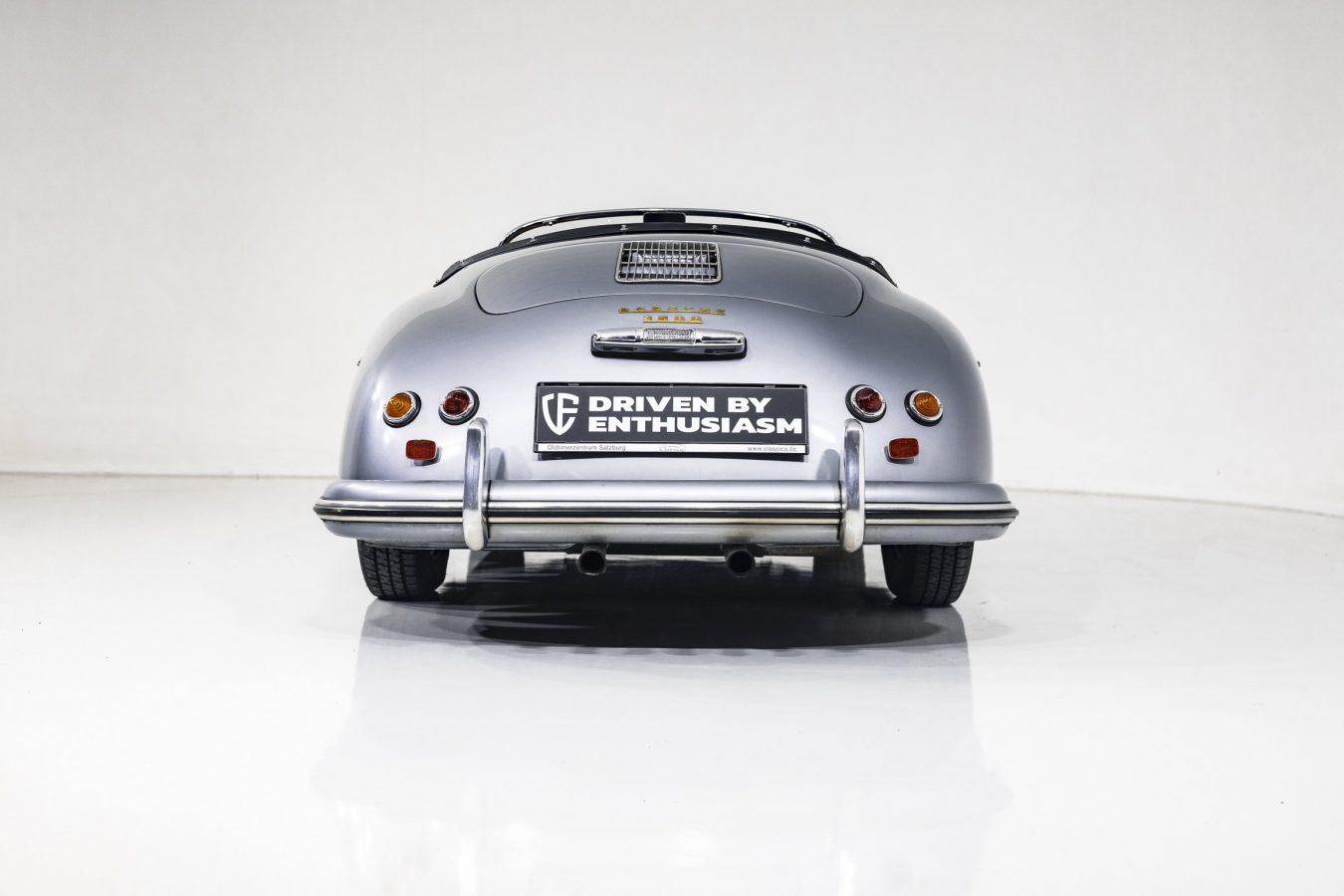 Porsche 356 PreA Speedster 10