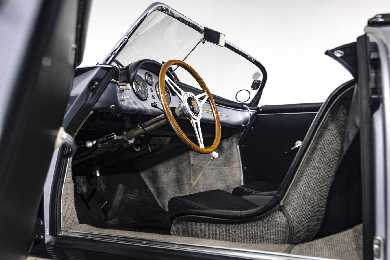 Porsche 356 PreA Speedster 12