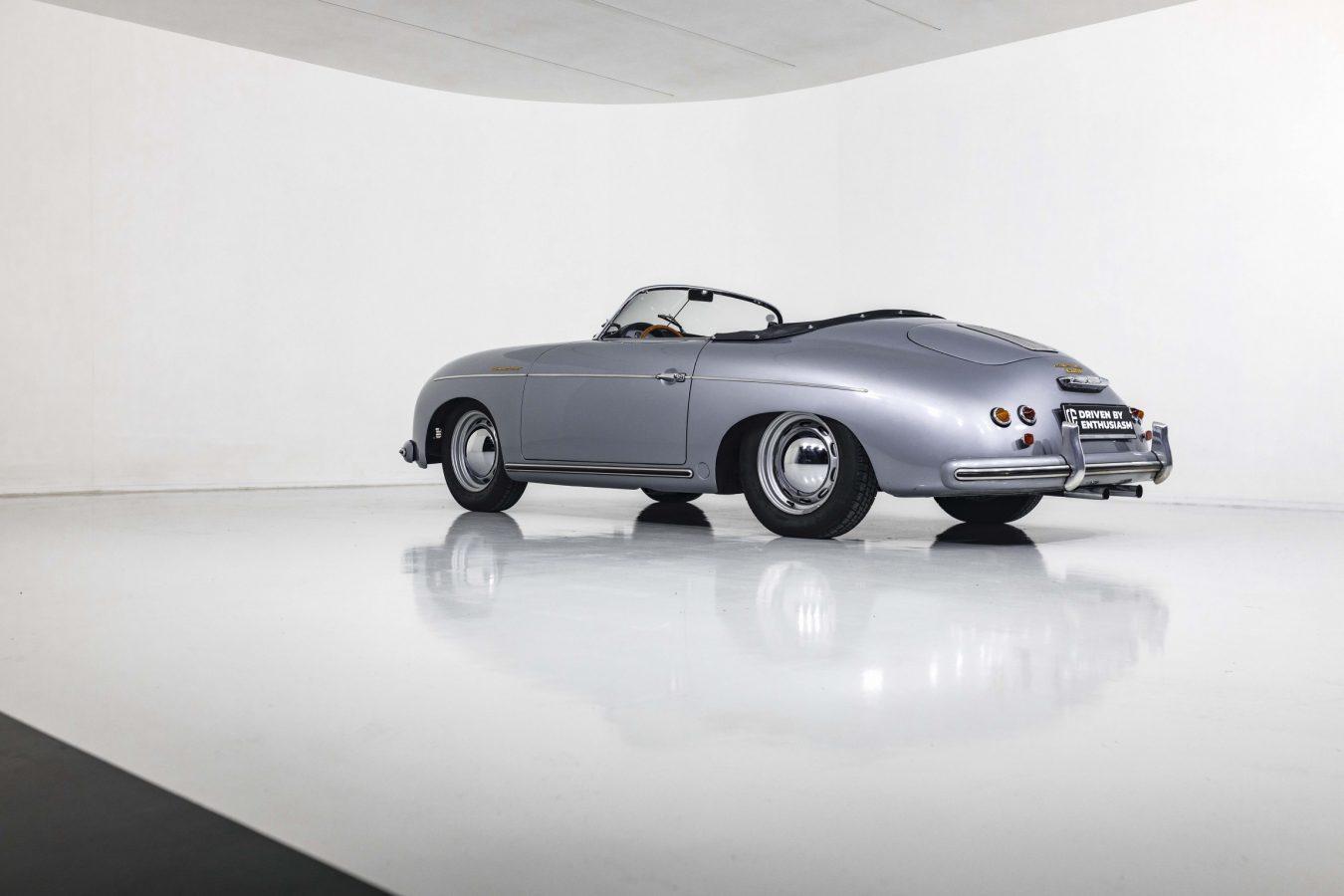 Porsche 356 PreA Speedster 13