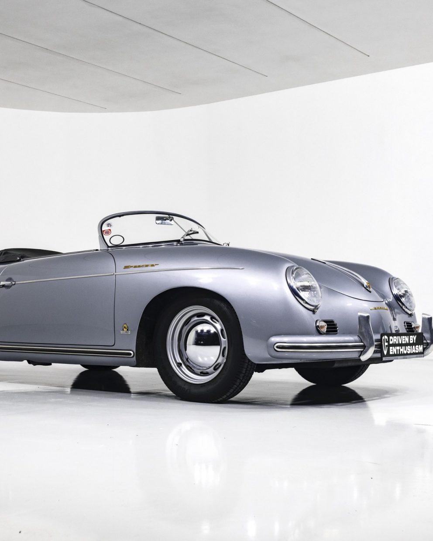 Porsche 356 PreA Speedster 2