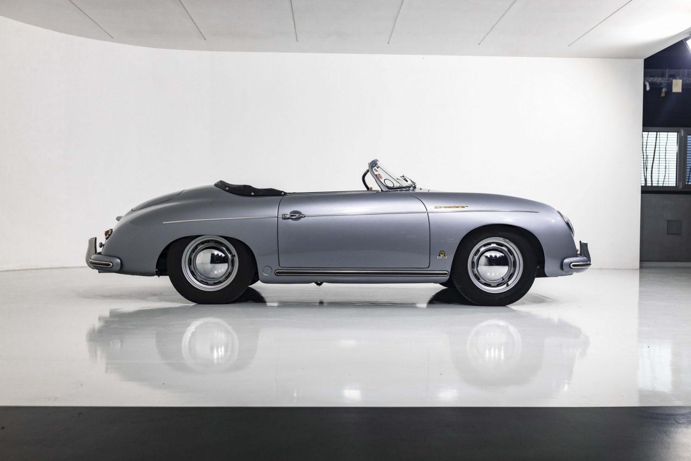Porsche 356 PreA Speedster 3