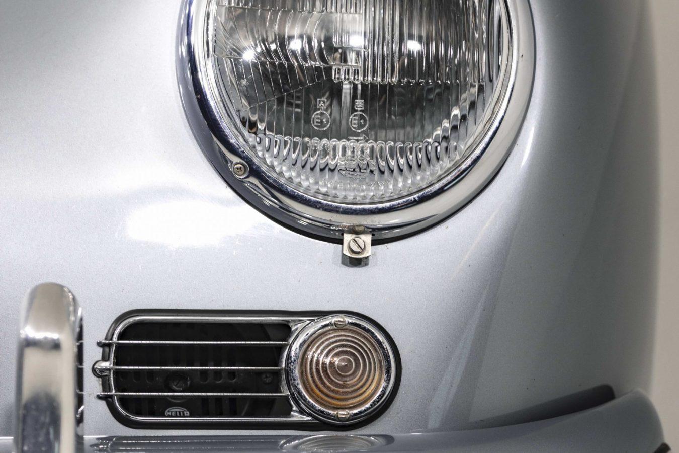 Porsche 356 PreA Speedster 5
