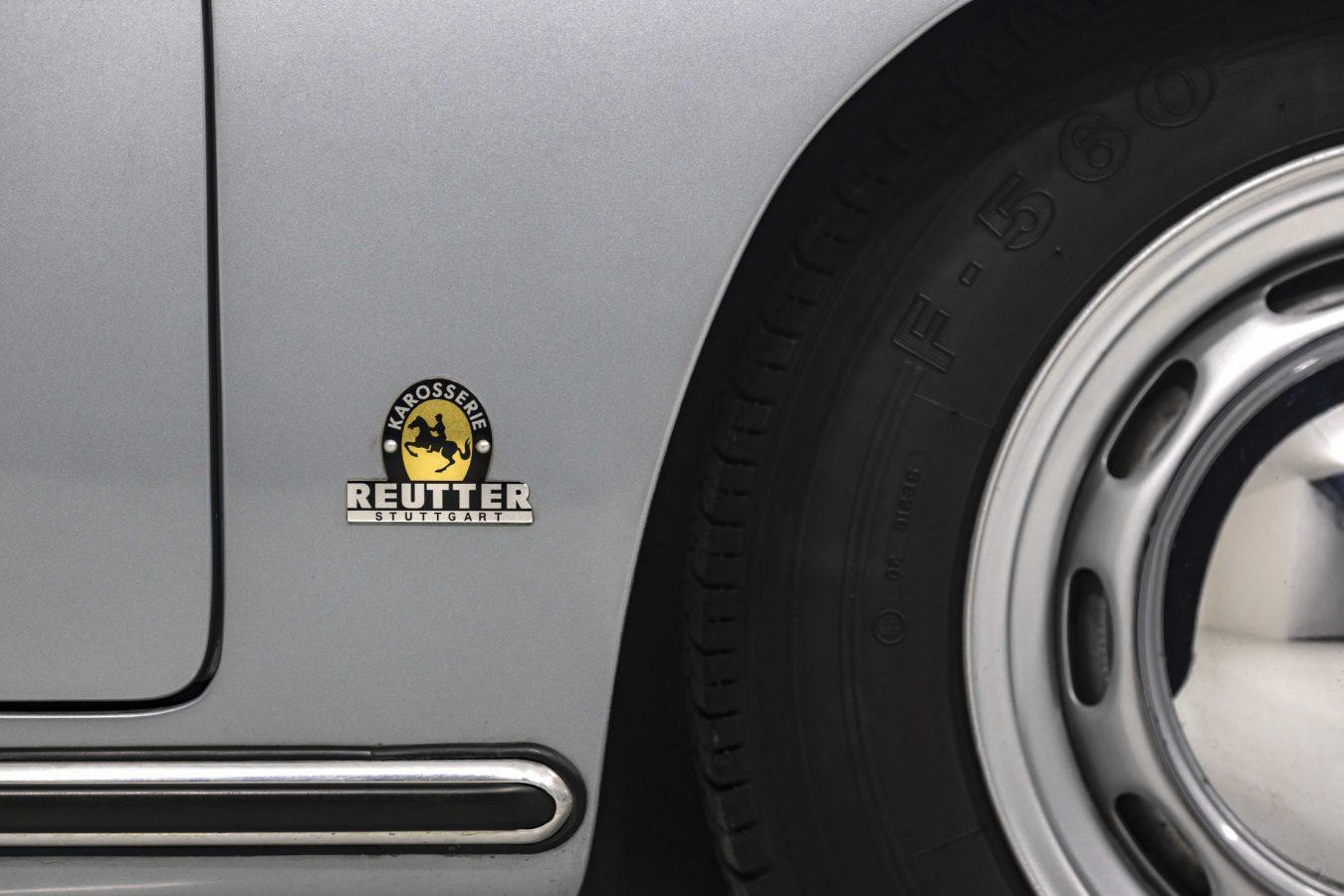 Porsche 356 PreA Speedster 7