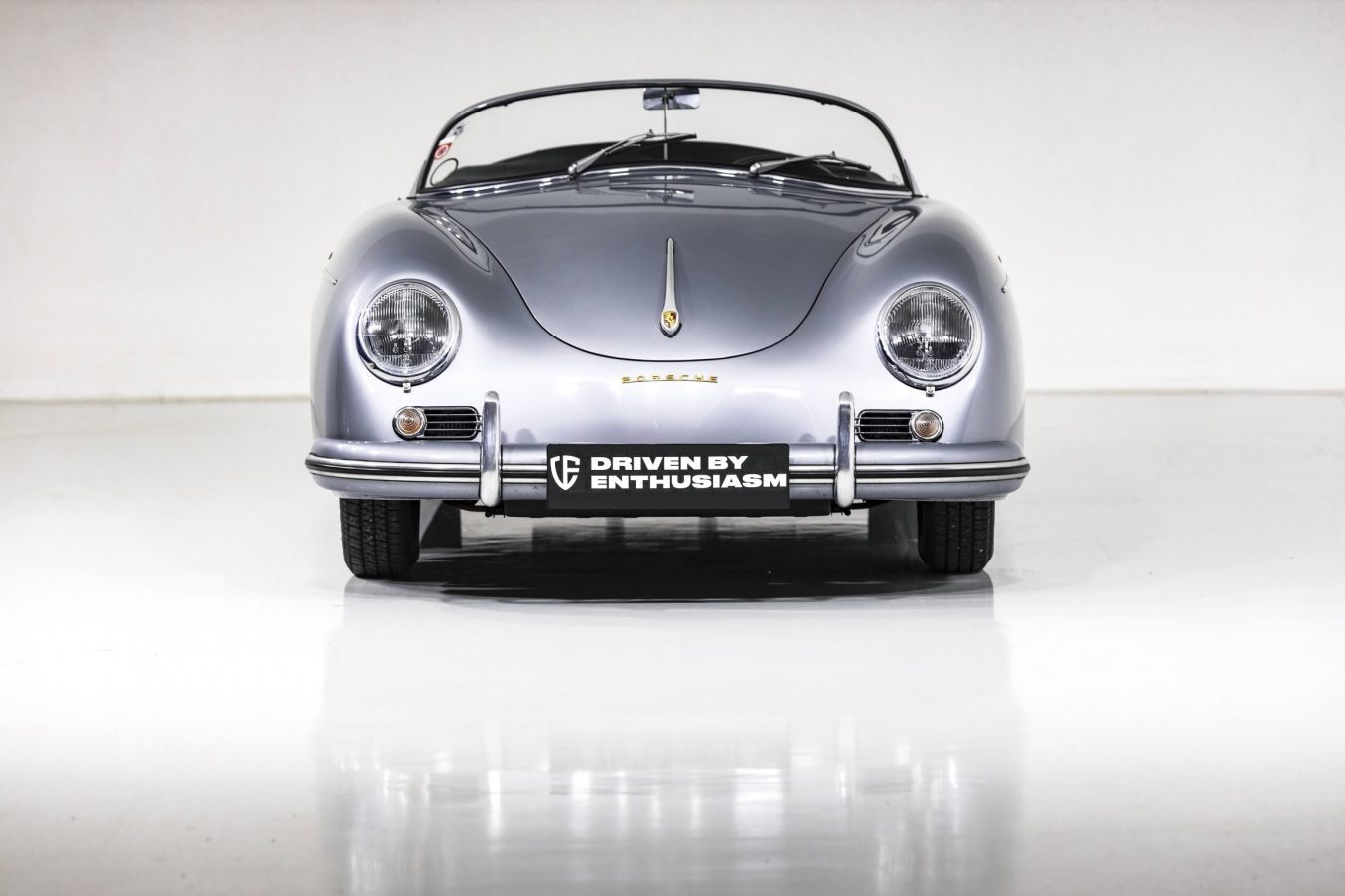 Porsche 356 PreA Speedster 8