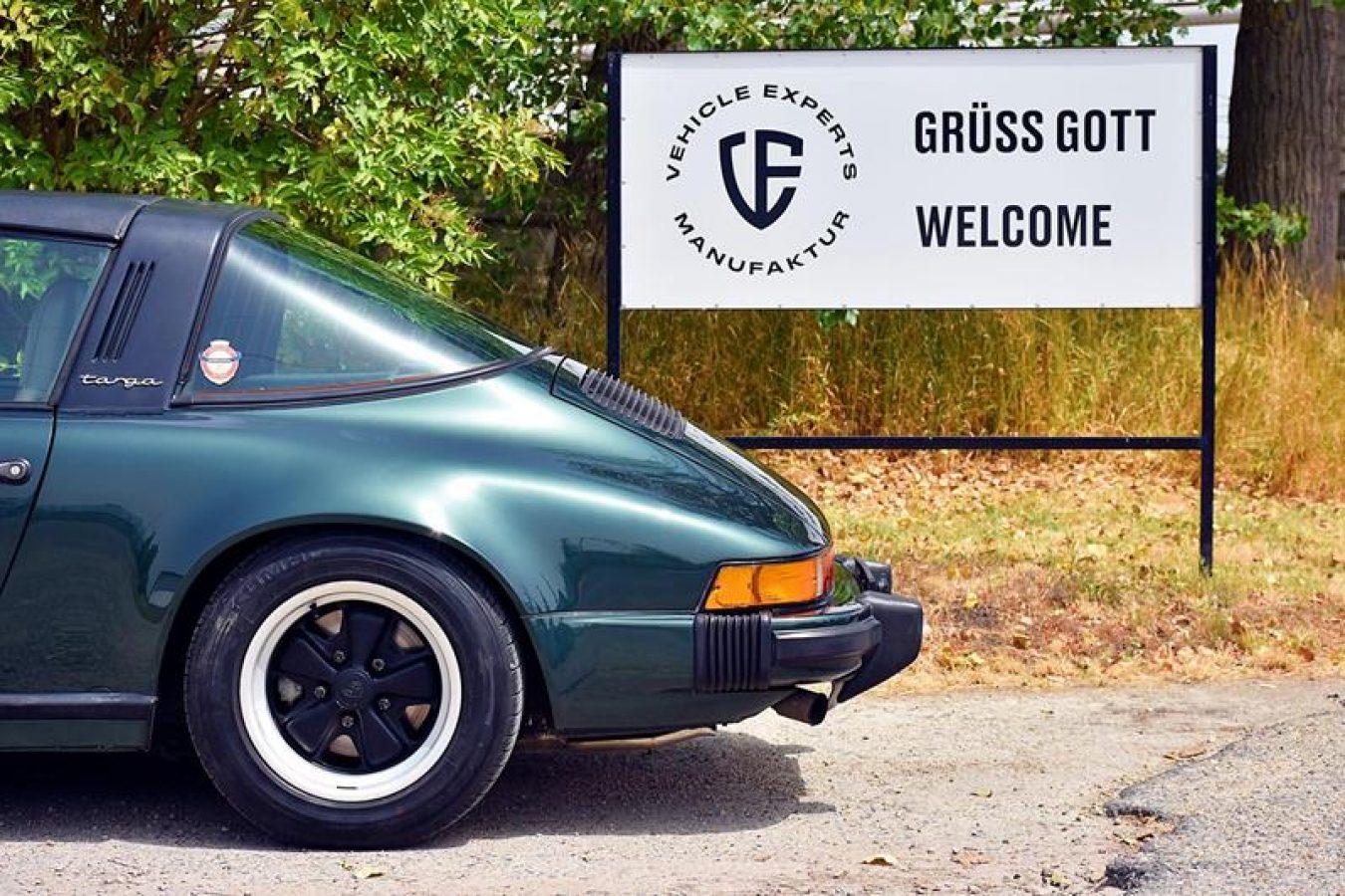 Porsche Carrera Targa 1985 25