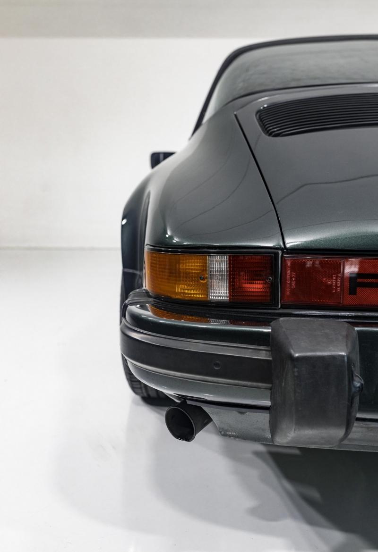 Porsche 3.2 Carrera Targa Moosgrün 56